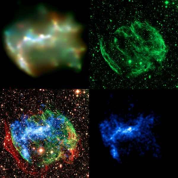 Supernova W49B (page 3) - Pics about space