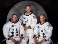 Posádka Apolla 11 - Aldrin, Collins, Armstrong