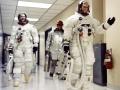 Kosmonauti jdou na start