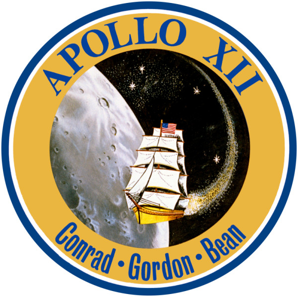 Znak mise Apollo 12
