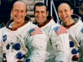 Posádka Apolla 12: Charles Conrad, Dick Gordon, Alan Bean