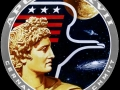 Emblém mise Apolla 17