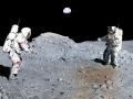 Poslední lidé na Měsíci v podání malíře Eda Hengevelda