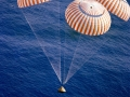 Apollo 17 dosedá 19. prosince 1972 do vln Tichého oceánu nedaleko Samoy a uzavírá tak etapu dobývání Měsíce