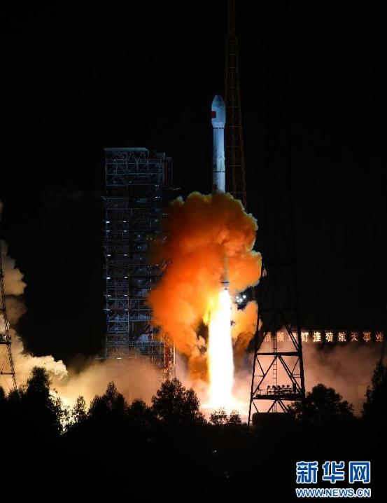 Start sondy Chang'e 5 (spaceflightnow.com)