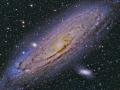 """Masivnejšie """"dvojča"""" našej Galaxie...(galaxia Andromeda) (Eduard Boldižár)"""