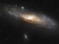 Smutno mi je, že neuvidím hviezdnú pôrodnicu, po zrážke Mliečnej cesty s galaxiou v Andromede o pár miliard rokov...(Eduard Boldižár)