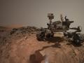 5. srpna 2015 pořídil rover Curiosity fotku sebe sama v průběhu vrtání do kamene zvaného Buckskin v dolní části Mount Sharp; obrázek byl zveřejněn 19. 8. 2015