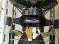 Sonda Galileo v průběhu předstartovních příprav na rampě 39B, 12. 10. 1989