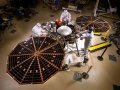 Marťanská sonda InSight sa pripravuje k štartu na Mars...okrem mien, ktoré ste si mohli zaregistrovať na NASA stránke, vezie i zložité geofyzikálne prístroje na skúmanie geológiie Marsu (Eduard Boldižár)