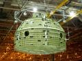 Kostra prvního letového exempláře Orionu (wikipedia.org)