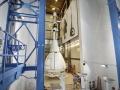 Přeprava Orionu k akustickým testům (wikipedia.org)