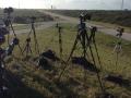 Na start Orionu se připravují i reportéři