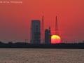 Východ Slunce přináší úsvit i pro americkou kosmonautiku