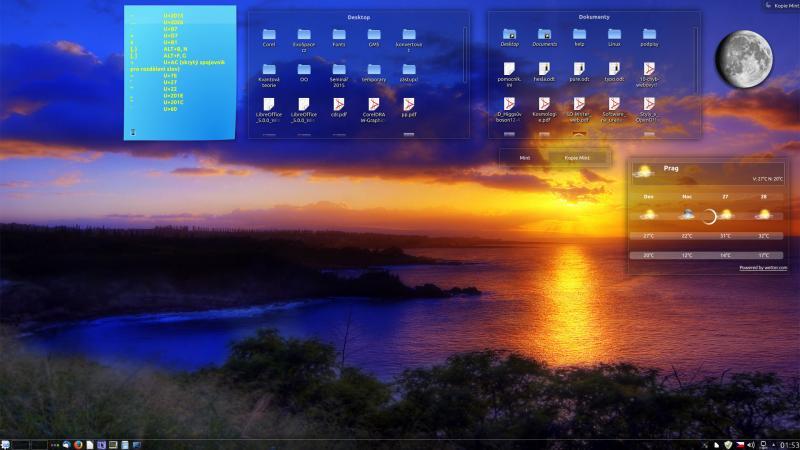Jakou máte pracovní plochu v linuxovém desktopu?