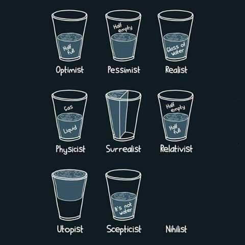 Není sklenice vody jako sklenice vody...