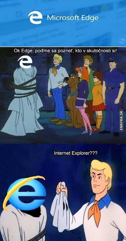 Škandálozné odhalenie 3:) (som fanúšikom IT humoru, i keď v tomto prípade...) (Eduard Boldižár)