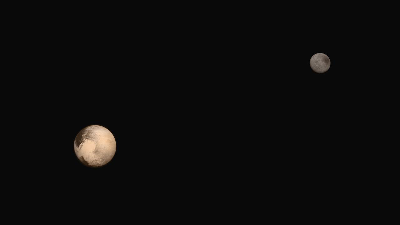 Pluto odkrýva svoje tajomstvá (II.)