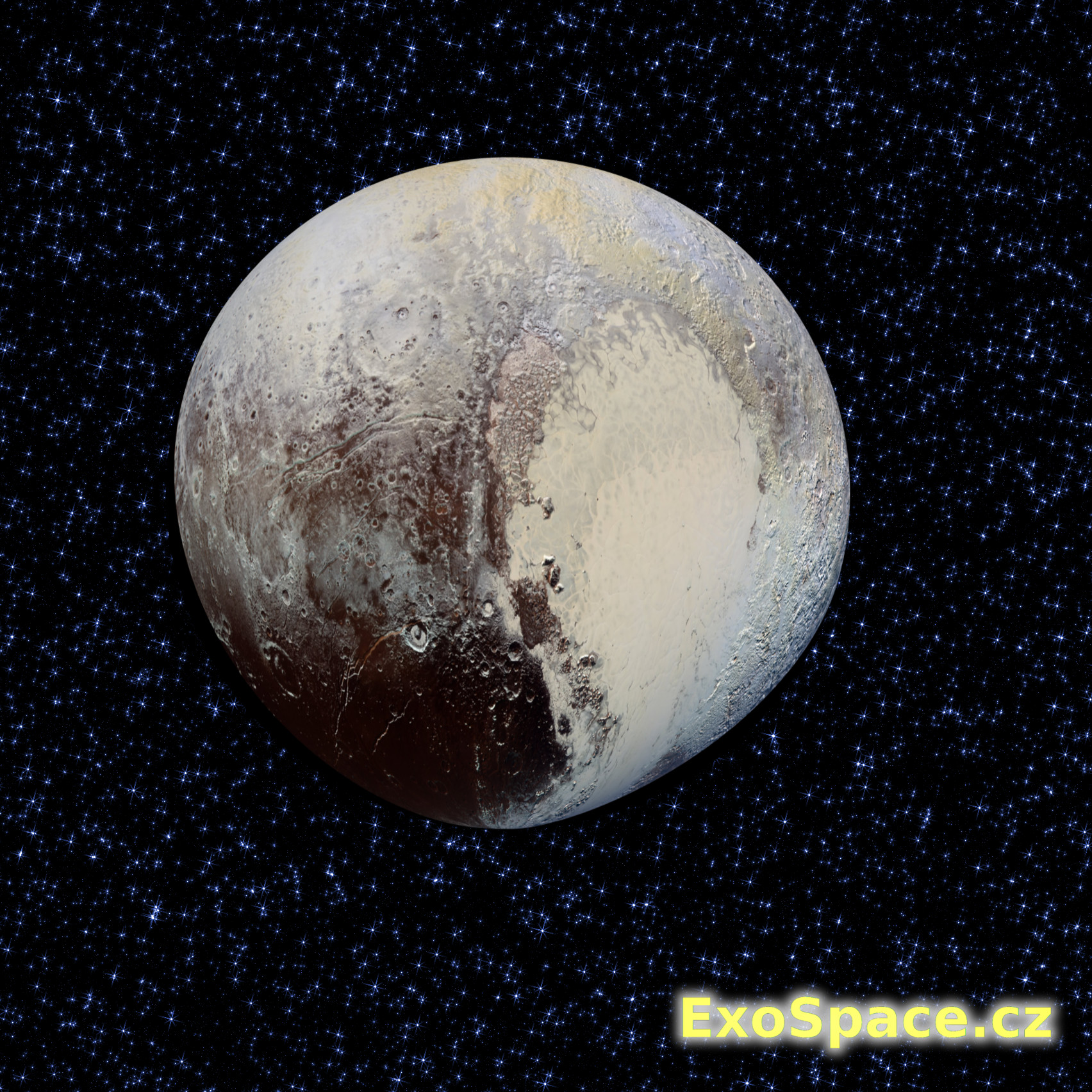 O něco bližší pohled na Pluto (II.)