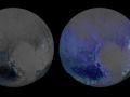 Podle nových zjištění se na trpasličí planetě Pluto nachází více vodního ledu, než se dříve soudilo. Nové poznatky vycházejí z pozorování v infračerveném světle, poskytnutá sondou New Horizons