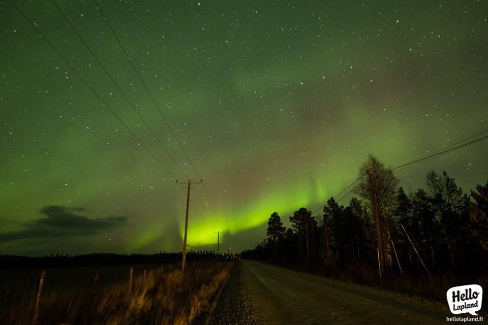 Mocná príroda, divy chumelivé Fínsko... (Eduard Boldižár)