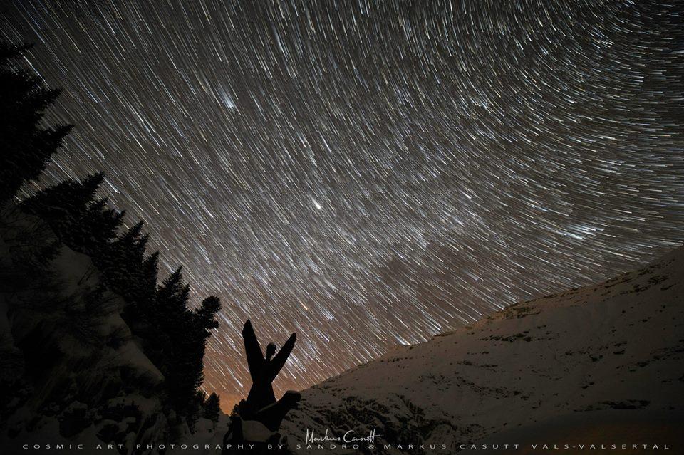 Dážď myšlienok....nebo hviezdne (Eduard Boldižár)