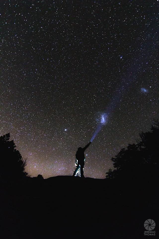Posvietim si na mraky Magellanove...(Eduard Boldižár)