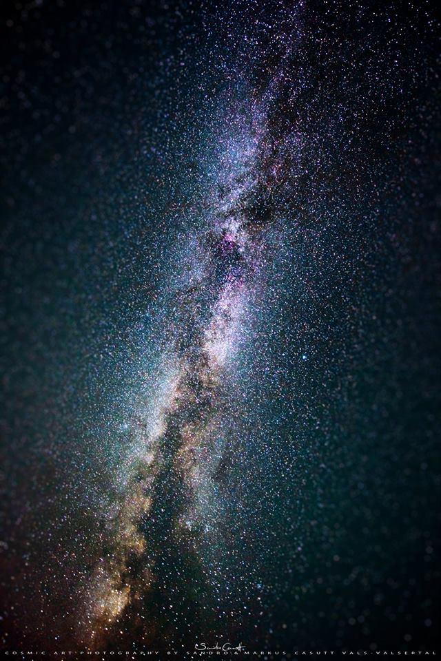 Pás hviezd, mliečný rez (Eduard Boldižár)