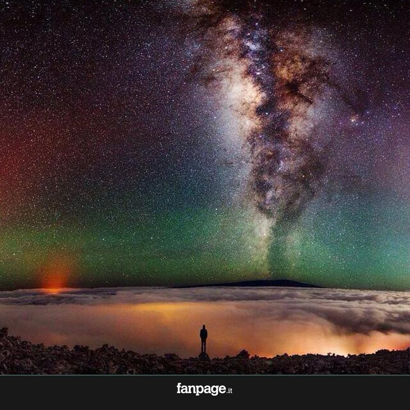 Ja a už len nedozerný priestor mnoho miliard svetelných rokov....