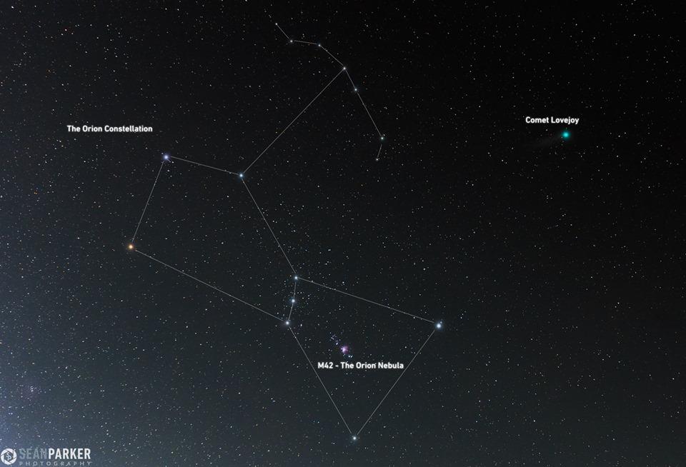 01. 06. 2015 mihne kométa C/2014 Q2 (Lovejoy) Polárku...už ju ale neuvidíme voľným okom a veľmi ťažko bude i binokulárom...v týchto dňoch sa nachádza blízko súhvezdia Oriona...(presnejšie sa teraz nachádza v súhvezdi Eridanus) (Eduard Boldižár)