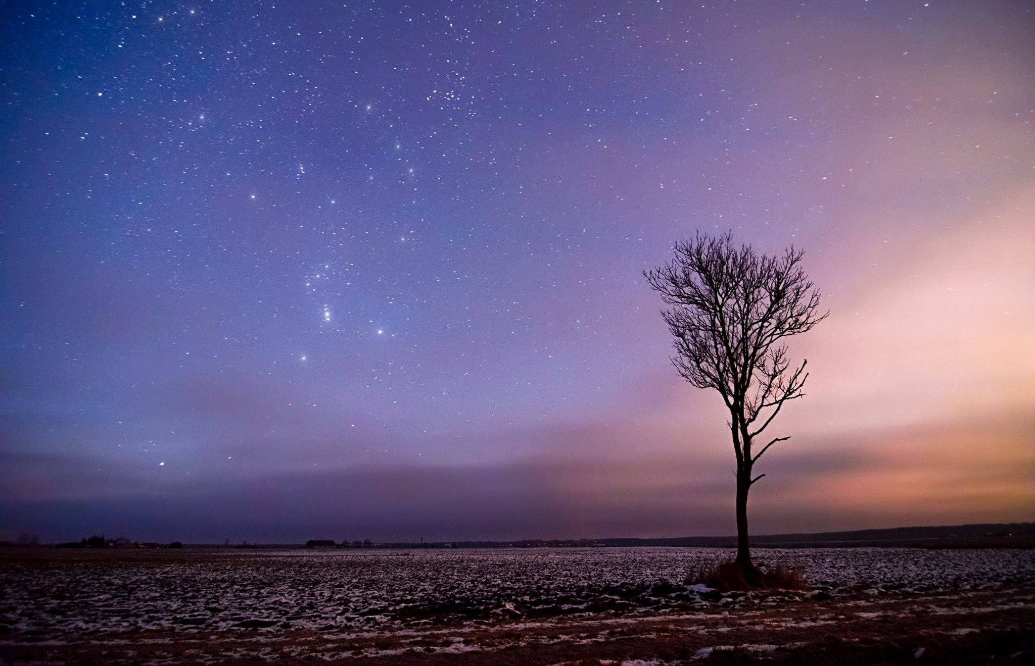 Všemocný Orion, žiarí nadpozemský... (Eduard Boldižár)