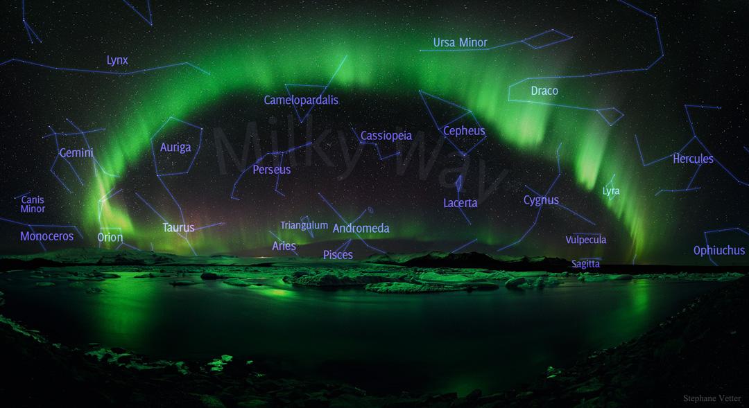 Island a polárne žiare...krása nebeská (Eduard Boldižár)