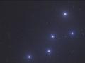 Meteor sa mihol, pri súhvezdí Casiopeja... (Eduard Boldižár)