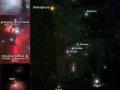 Poznáte súhvezdie Orión dobré? týmto obrázkom sa môžte pokochať nad divmi, ktoré sa tam nachádzajú (Eduard Boldižár)