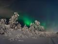 Chlad a tmavá krajina, norské mesto Tromso v zajatí polárnych žiar...(Eduard Boldižár)