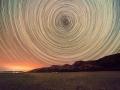"""Každodenný kolobeh planéty Zem...360 stupňová otáčka """"stacionárnych"""" objektov na oblohe...(Eduard Boldižár)"""