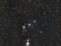 Identifikujete dve najznámejšie hviezdy zo súhvezdia Orióna? ktoré, sú to, čo myslíte? (Eduard Boldižár)