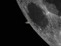 Zákryt Saturnu Lunou (Eduard Boldižár)