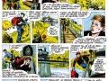 Na scéně je nevydaný příběh Rychlých šípů. Namaloval Marko Čermák k desátému výročí Jestřábovi smrti podle nalezeného scénáře v pozůstalosti. Poskytl Láďa Lahoda z naší redakce.