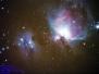 Mlhoviny a hvězdy