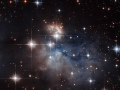 Najnovší kúsok Hubblovho teleskopu, hmlovina IRAS 12196-6300, ktorá je domovom mnohá žiarivých hviezd...hmlovina sa nachádza 2300 svetelných rokov v súhvezdí Južného kríža...(Eduard Boldižár)