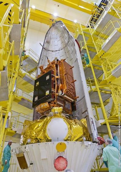 Evropský návrat k dálkovému průzkumu – Sentinel/European return to remote sensing – Sentinel