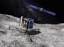 Rosetta a Philae na návštěvě u komety 67P