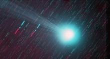 Komety vizuálně v době novu 16. 6. 2015