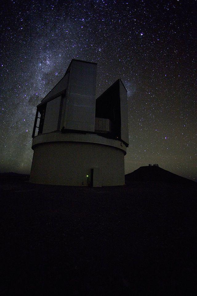 Štyri cefeidy súčasťou temnej galaxie