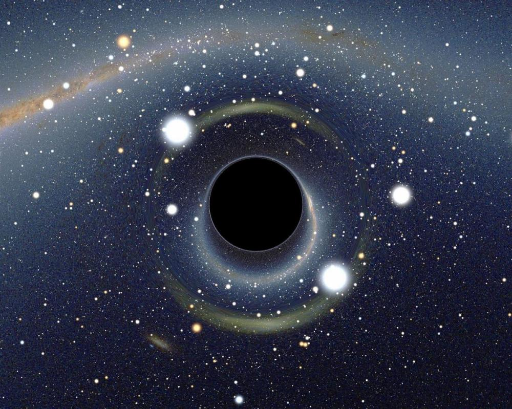 Zachováva čierna diera informácie?