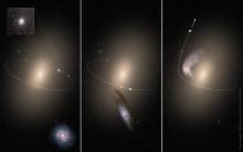 Bludné galaxie v temnote