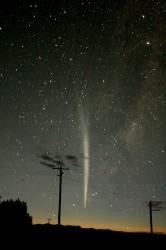 Nově objevené komety v únoru 2015