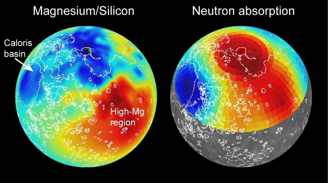 MESSENGER: Nový pohľad na históriu Merkúru