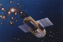 Japonská röntgenová družica Suzaku (ASTRO-EII)